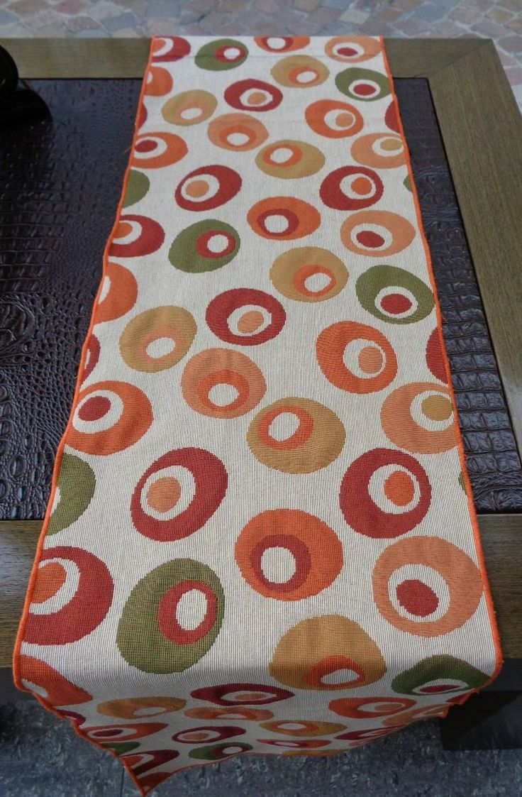 37 best images about table runner on pinterest mesas for Caminos de mesa modernos