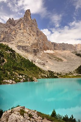 Alpes Dolomites - Lago Sorapis