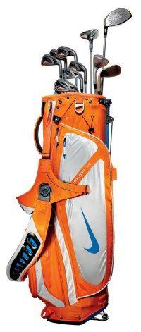 Nike's Vapor X Carry golf bags, $230 -'great bag!