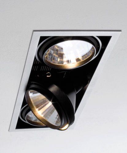 Recessed ceiling spotlight / indoor / halogen / HID CARDIO PROLICHT GmbH