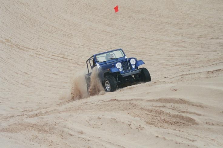 Silver Lake, Sand Dunes