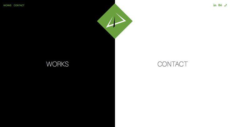 Website design & development for Davide Palazzo