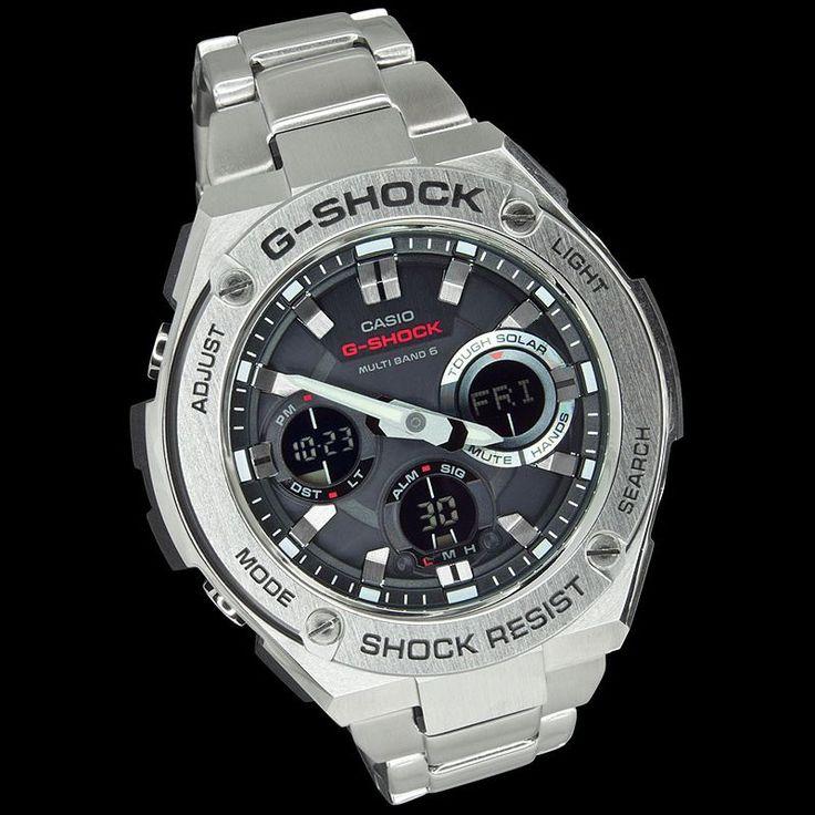 Casio G-Shock GST W110 | Heinnie Haynes
