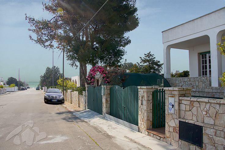 Esterno della Villetta