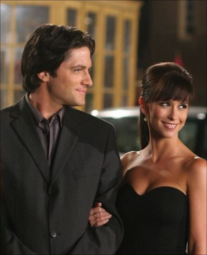 "Jim Clancy & Melinda Gordon,  the ""Ghost Whisperer"" . . .   from CBS(2006 to 2011)"
