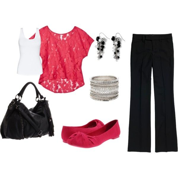 Red Hot – business casual