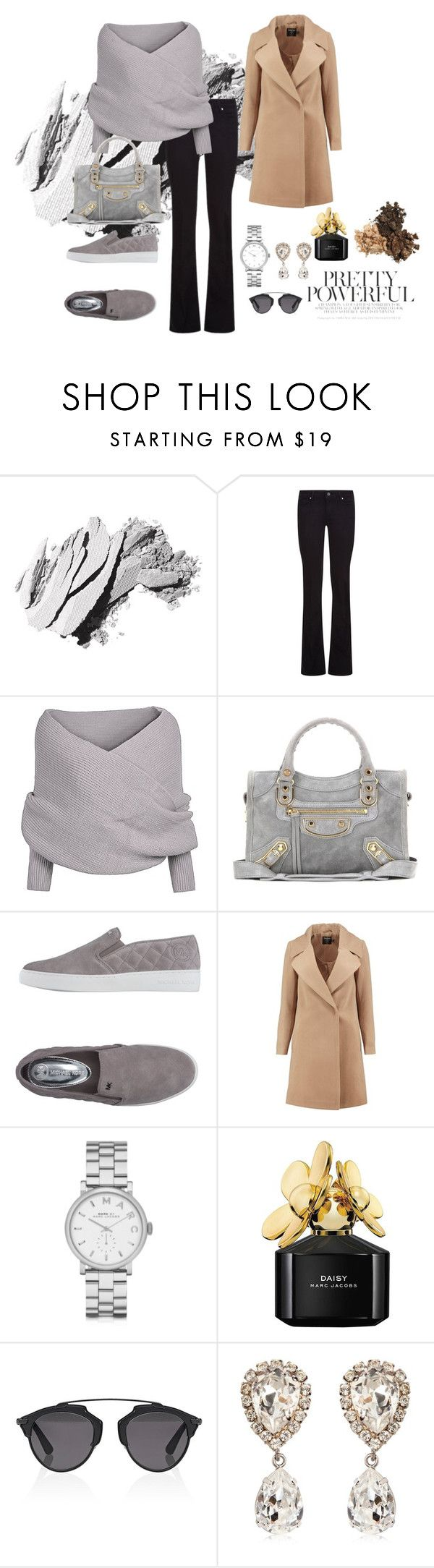 """""""WINTER"""" by yasmingarcia99 on Polyvore featuring Bobbi Brown Cosmetics, Paige Denim, Balenciaga, MICHAEL Michael Kors, Boohoo, Marc by Marc Jacobs, Marc Jacobs, Christian Dior and Dolce&Gabbana"""