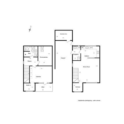 Boligpræsentation - Plantegning - Sagsnr 14152 - Forretningsnr 270109
