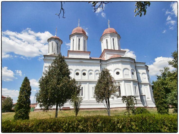"""Biserica """"Sf. Ioan Botezătorul"""" (1873) (Biserica Grecescu), Strada Decebal 2, Drobeta Turnu Severin"""