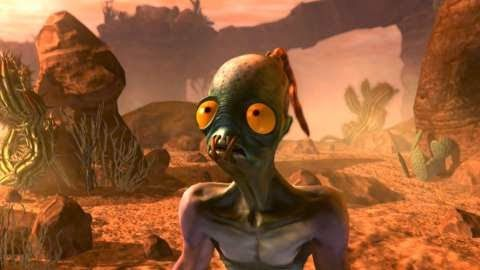 Ps4~Alerts: Oddworld: New 'n' Tasty is really tasty.