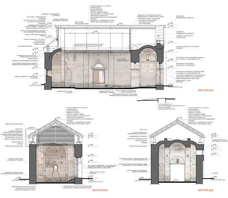 """Gallery of Conservation, Restoration and Adaptation of Church """"St. Paraskeva"""" / Todor Mihaylov, Elitsa Andreeva, Emilia Kaleva, Aleksandra Vadinska - 22"""