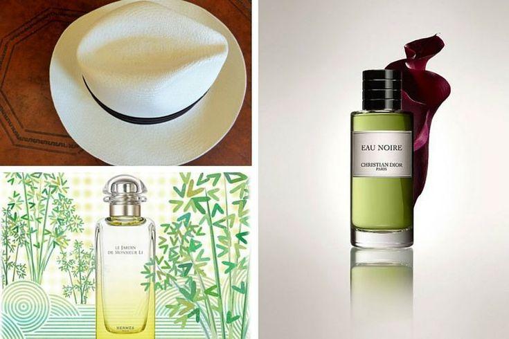 Porter un parfum d'homme pour une femme #parfum #cosmetiques #beaute #soin #parfumerie #collection #hermes #dior #monvanityideal