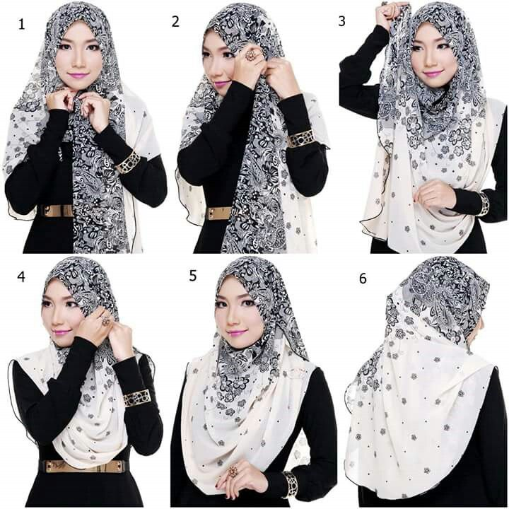 Simple halfmoon shawl tutorial