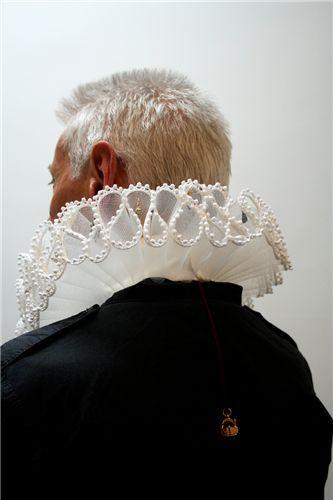 Clare Thornton, Pleats & Folds - Unfurl, 2010