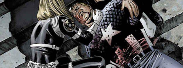 Captain America (The Death of Captain America)