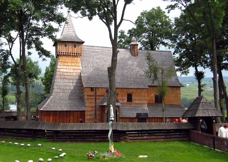 Wooden Churches of Poland