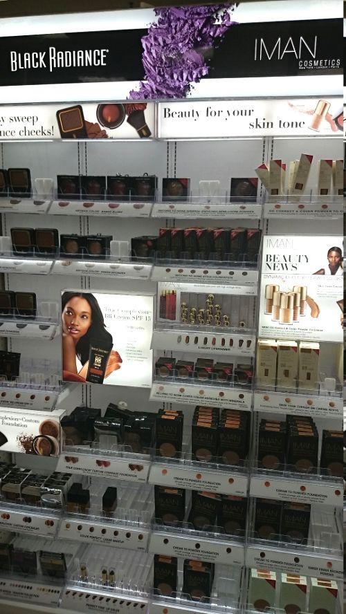 Iman Cosmetics: goedkoop make-up shoppen in New York City  Cheap shopping in NYC  #nyc #makeup #nailpolish