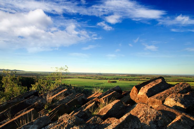 Take a trip to Mt Basalt while you are in Toowoomba for the Carnival of Flowers
