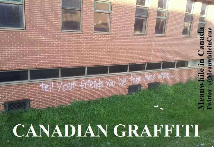 Graffiti in Halifax