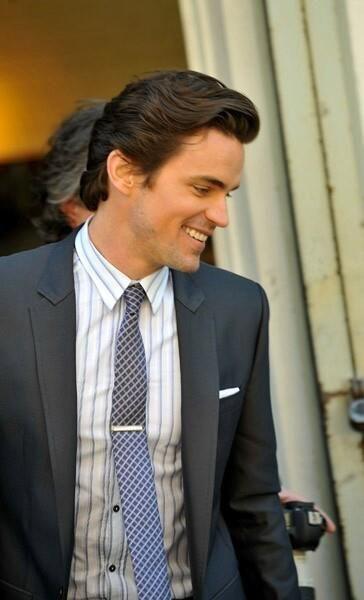 Matt Bomer, that smile! Heart melting!