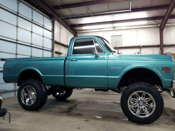 1967-1972 Chevy Trucks
