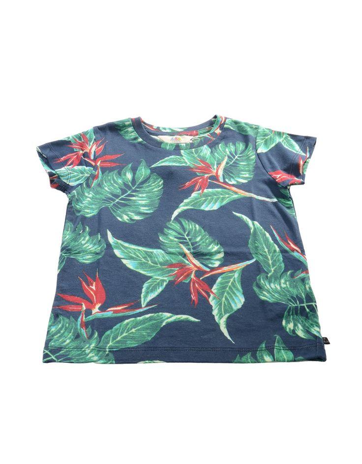 Eleven Paris MultiColour Barley T-Shirt | Accent Clothing