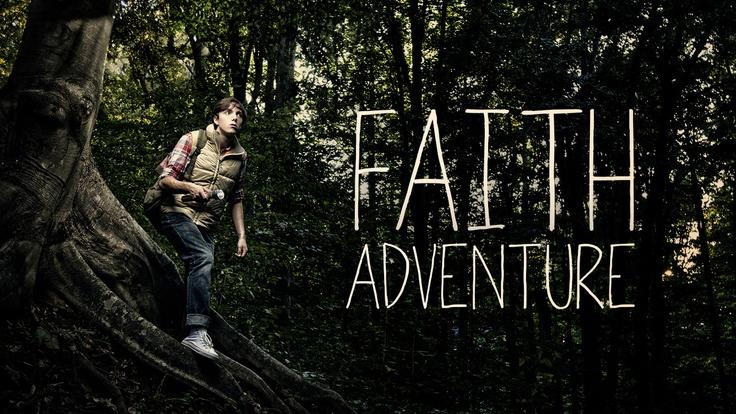 Faith Adventure Theme Slide: Josh Shirlen