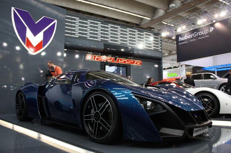 Marussia B2  Video Gallery Video Gallery:  http://bit.ly/YN5gY2   … Photo: