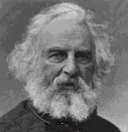 """Henry Wadsworth Longfellow  """"The day is done and the evening falls from its wings as a feather is wafted downward from an eagle in his flight. I hear the light of the village gleam through the rain and mist and a feeling of sadness comes over me that my soul cannot resist . . . """""""