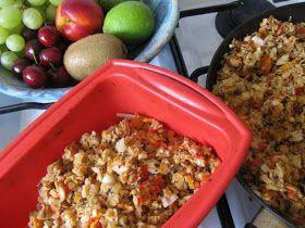 Veggie haggis recipe