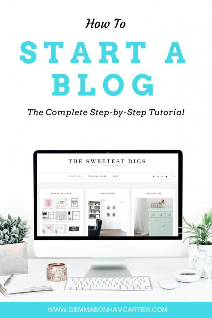 How To Start a Blog | Get the step by step instructions on how to start a blog. It's easy and I'll show you how! Get your domain name, wordpress, and SiteGround hosting installed in no time. Create a blog and get your business started!! Click for tutorial plus a free email course.
