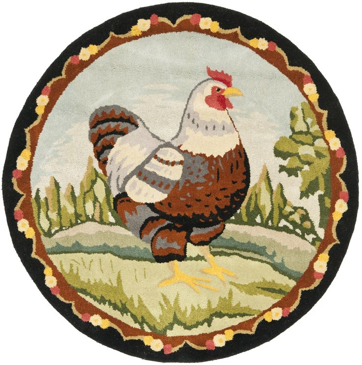Rooster Kitchen Rugs | WebNuggetz.com
