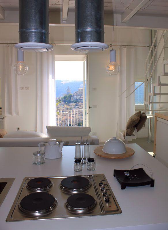 """Loft """"Archimede"""", cucina/soggiorno - Loft """"Archimede"""", kitchen/living-room"""