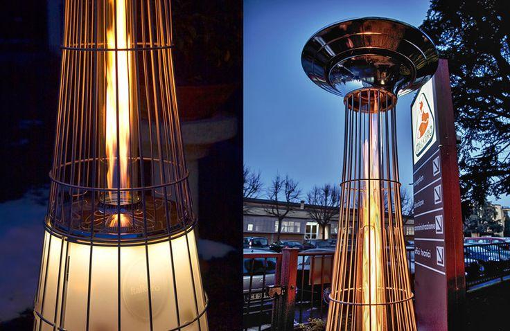 ITALKERO luxury patio heater DOLCEVITA
