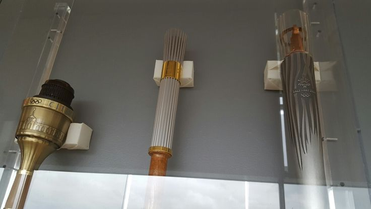 Torch Used during the Olympics opening ceremony
