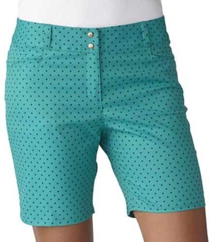 adidas 7 in Printed Diamond Golf Skort 2016 Ladies