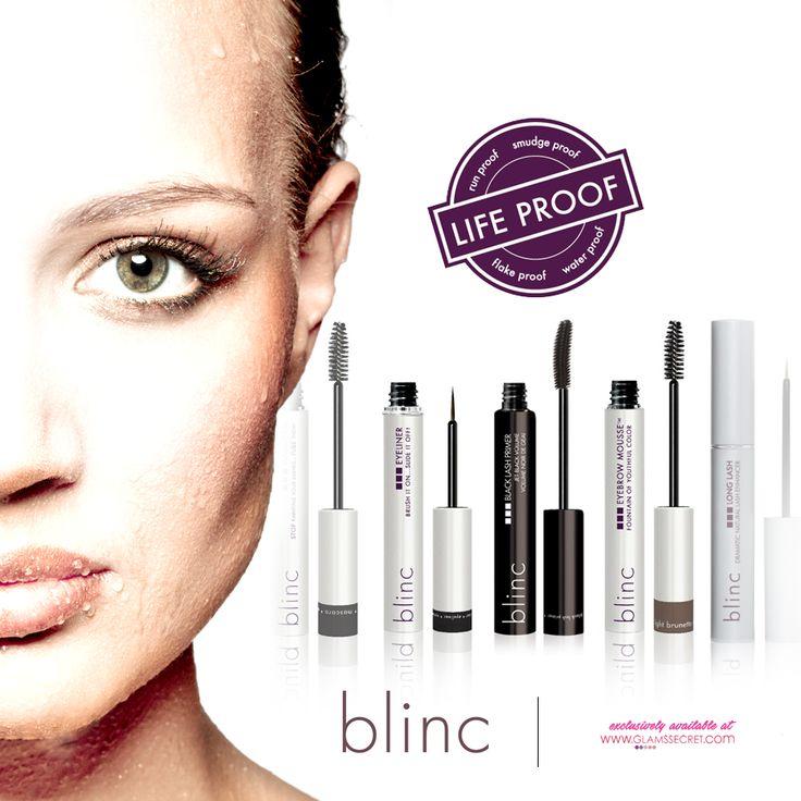 BLINC | Maquilhagem à prova… de vida!