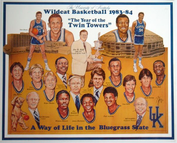kentucky basketball played a big role in my literacy autobiography. from the time I was in middle school i remember checking on recruiting and the upcoming schedule. Kentucky Basketball at that time was one of the things I read the most about.