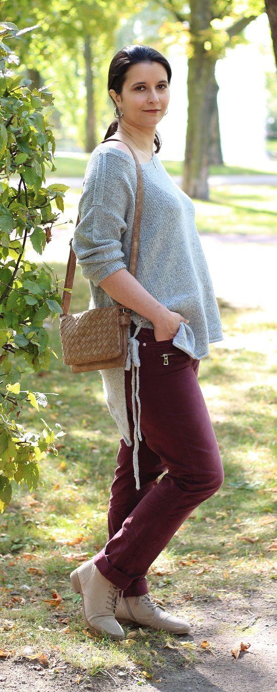 [Anzeige] Herbst Outfit mit kuscheligem Oversize Pullover von Million X - Oversize Pullover im Herbst kombinieren - #oversize #oversizepullover #herbstoutfit