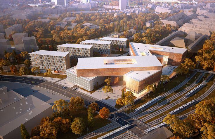 Aarhus Knowledge Bazaar on Behance