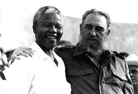 Para Mandela de Fidel, en julio de 2010 (+ Fotos) | Cubadebate