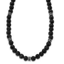 Résultats de recherche d'images pour «lava necklace»