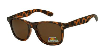 Polarized tortoise shell print sunglasses. Unisex style is great for men and women ! Style # PL-6522 shop SunglassStopShop.com #sunglassstopshop