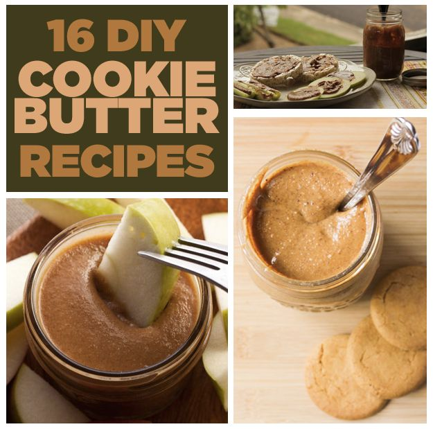 16 Homemade Cookie Butter Recipes To Get Your Fix
