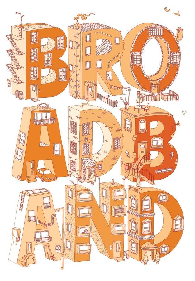 Orange Broadband. Adam Hayes