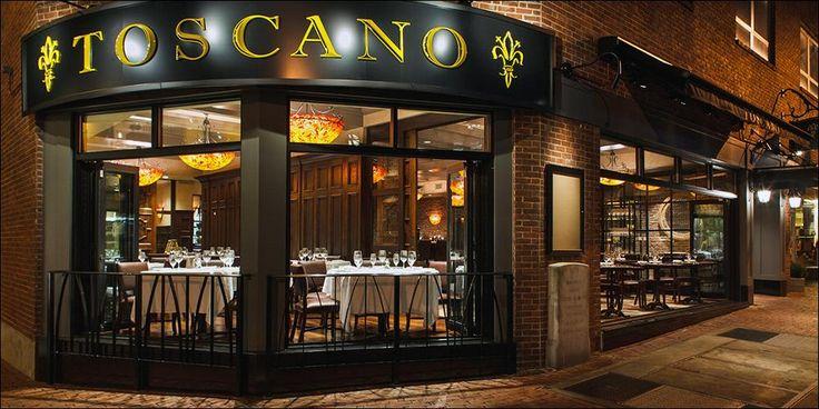 Toscano Restaurant Cambridge Ma