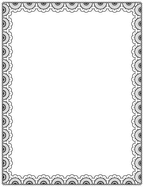 Clip Art Page Border Clip Art 1000 ideas about page borders on pinterest free clip lace border templates including printable paper and art versions file formats include gif jpg pdf png
