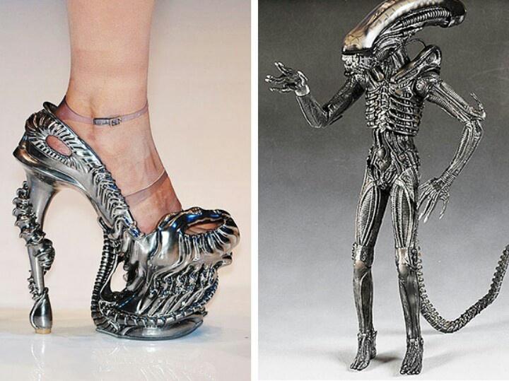 Zapatos Alexander Mcqueen Lady Gaga