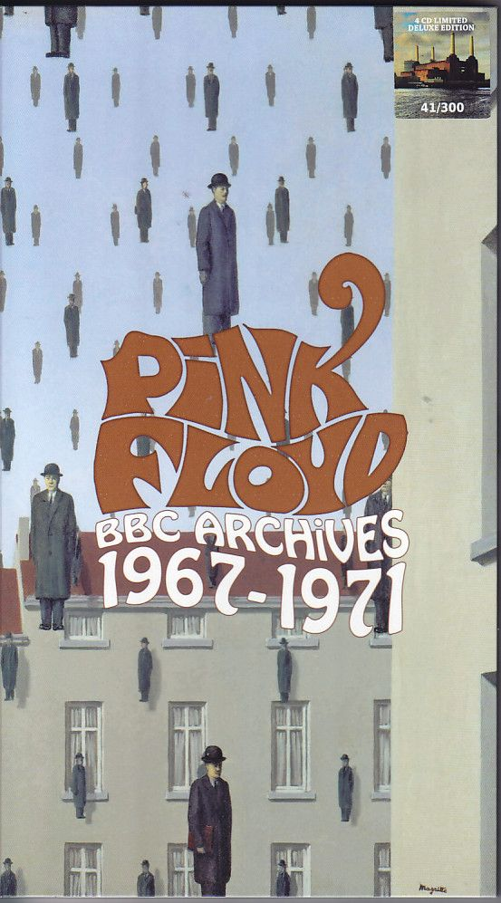 Pink Floyd -67-71-bbc-archives