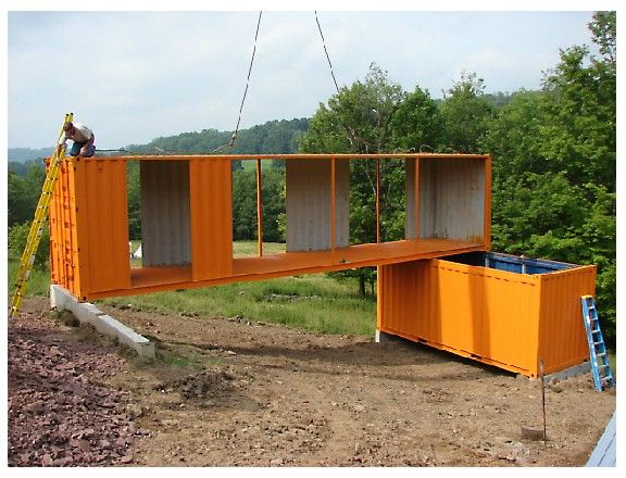 Container homes find shipping container homes 20 ft for Buy shipping container homes